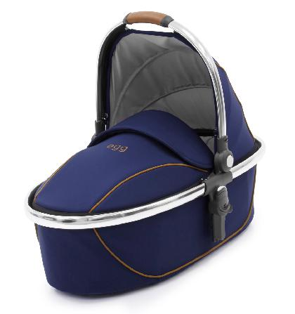 CCRNM Люлька Egg Carrycot Regal Navy & Mirror Frame
